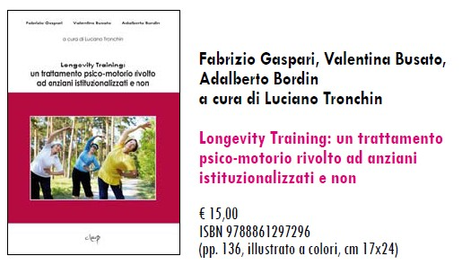 longevity training_locandina
